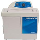Branson M3800H Ultrasonic Cleaner with Mechanical Timer Plus Heater, 1-1/2 Gallon