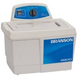 Branson M2800H Ultrasonic Cleaner with Mechanical Timer Plus Heater, 3/4 Gallon