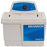 Branson M2800 Ultrasonic Cleaner with Mechanical Timer without Heater, 3/4 Gallon