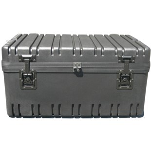 Jensen Tools RR2514-12TWFBK Roto-Rugged™ Wheeled Foam-Filled Case