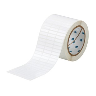 """Brady THT-51-423-10 Permanent Polyester Labels 1"""" x .25"""" 10,000/Roll"""