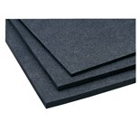"Protektive Pak 37706 Medium Density Conductive Foam, 3/8"" (36"" x 60"")"