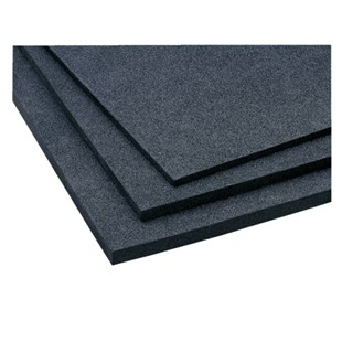 "Protektive Pak 37708 Medium Density Conductive Foam, 5/16"" (36"" x 60"")"