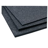 "Protektive Pak 37703 Static-Dissipative Foam, 1/2"" x 40"" x 75"""