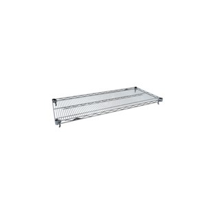 "Metro A2424NC Super Adjustable Chrome Wire Shelf, 24"" x 24"""