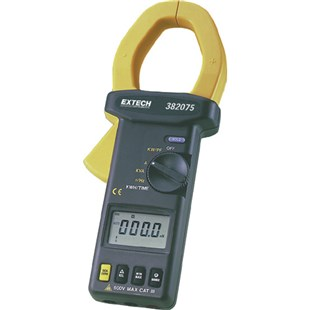 Extech 382075 3-Phase Clamp-on Power Analyzer