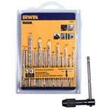 Hanson 80187 Drill & Tap Set, 13 pc.
