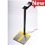 ACL ACL 750USB 750 Combo Tester for Wrist Straps and Heel Grounders with Stand