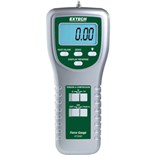 Extech 475044 Digital Force Gauge, 44 lbs, 20kg, 196 Newtons