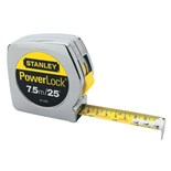 "Stanley 33-428 26""/8m Powerlock Tape, 1"" wide blade"