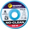 "Techspray 1825-5F BGA No-Clean Desoldering Braid, .193"" x 5'"