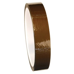 "Desco 81272 Antistatic Polyimide Tape, 3/4"" x 36 Yards, 3"" Plastic Core"