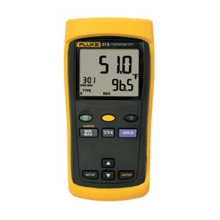 Fluke 51-2 Single Input Thermometer