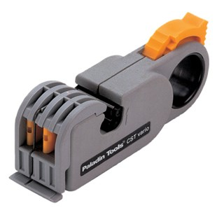 Greenlee Communications PA1240 Coax Cable Stripper w/green cassette
