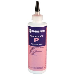 Techspray 2211-8SQ WonderMASK P Solder Mask, Water Soluble, 8 oz.