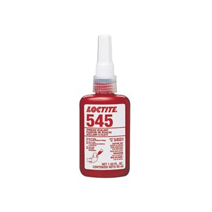 Loctite 54531, IDH 135486 545 Thread Sealant, Purple, 50 ml Bottle