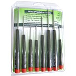 "Wiha 26391 Wiha Hex Screwdriver Set , Precision, .028""-1/8"","