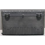 Jensen Tools RR2522-18TWF-BK Rotationally Molded Case with Built-in Cart, Foam Filled