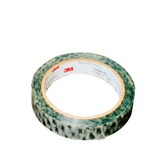 "3M 40PR-1/2 Antistatic Tape with Printed 3M Logo and ESD Symbols, 3"" Core, 1/2"" Wide 72 yds. Long"