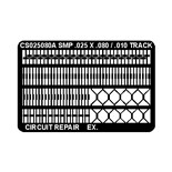 "CircuitMedic CS025080AT Surface Mount Pad Frame, .025"" x .080"""