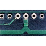 "CircuitMedic CP050060AT Plated Thru Hole Repair Pad, .050""/.060"""