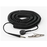 SCS 2220 10 ft. Coiled Ground Cord