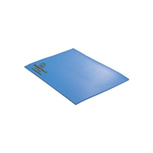 Desco 42465 Statfree Z2™ 3-Layer Vinyl Table Mat, Blue, (2' x 4')