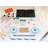 CircuitMedic 201-4350 Solder Repair Skill Training Practice Kit