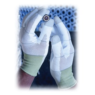 PIP 40-C125/L Seamless Knit Nylon Gloves, Pair, Size Large