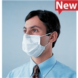 Techni-Tool KN95 Protective Face Respirator with Earloops, 20/Pkg