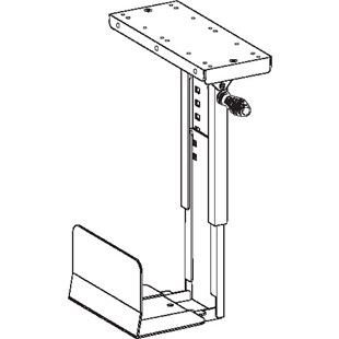 Production Basics 8482 Adjustable CPU Holder