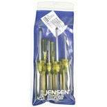 Techni-Pro 418-811 6-pc. Slotted/Phillips Screwdriver Set