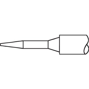 """Pace 1124-0001-P1 .031"""" Conical Sharp Extended Tip"""