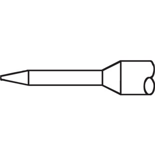 "Pace 1124-0018-P1 .031"" Conical Sharp Extended Tip"