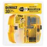 Dewalt DW2518 DeWALT® Rapid Load Drill/Driver Set, 30pc