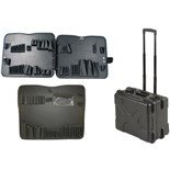 "Jensen Tools Horizontal Tough ""Tote"" Case and Pallets, JTK-78TTD"