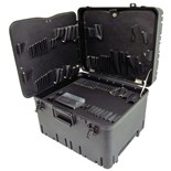 Jensen Tools 419-648 Roto-Rugged™ Wheeled Case and Pallets, JTK-78WW