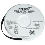 Thomas & Betts TYD-50R DELTEC Cable Strap, 50ft reel