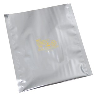 "SCS 700424 Dri-Shield 2000 - Static-Shielding Moisture Barrier Bag (4"" x 24""), 100/Pkg."