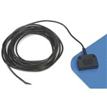SCS LPCGC151M Low Profile Common Ground Cord for Wrist Straps/Bench Mats