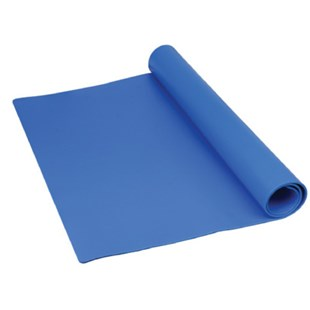 "SCS TM36600L3BL Table Mat, Blue Roll  36"" x 50 ft."