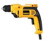 "Dewalt DWD112 3/8"" (10mm) VSR Pistol Grip Drill with Keyless Chuck"