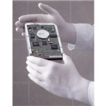 Showa C9905PF-Medium CleaN-DEX™ Cleanroom Nitrile Gloves, Medium, 100/Bag