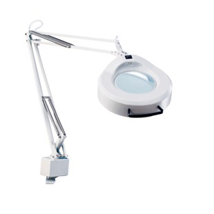 Vision-Luxo 16346LG Light Duty Illuminated Fluorescent Magnifier