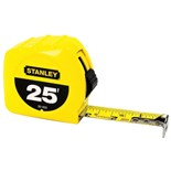 "Stanley 30-455 Tape Measure 1"" x 25 ft."