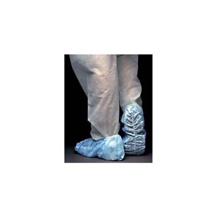 APP0330-SF Advantage I Disposable Shoe Cover, Blue, Universal Size, Skid-Free Sole, 300/Case