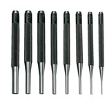 General SPC75 8-Piece Drive-Pin Punch Set