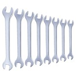 Proto BW-108PNB 8-Piece Inch Open End Wrench Set