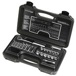 "Proto 3824-MNB 3/8"" Drive 24 Piece Metric Socket Set- 6 Point"