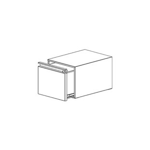 "Production Basics 8610 12"" Drawer"